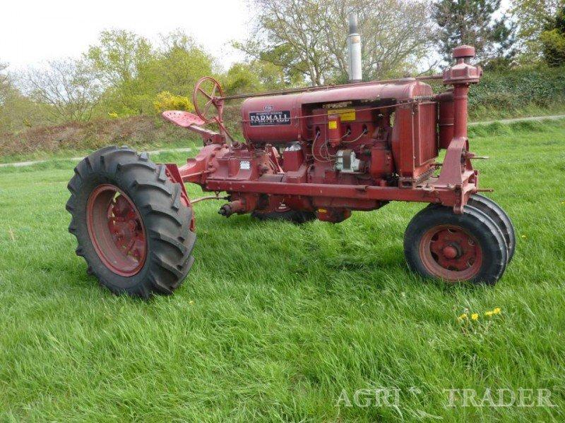 Farmall F 30 : Sonstige farmall f tractor technikboerse