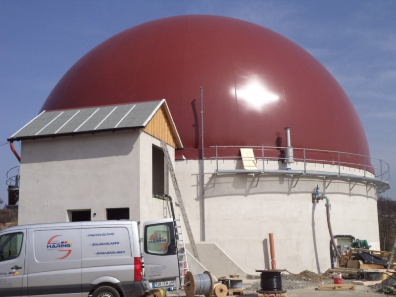 green energy biogas laufsteg sonstige biogastechnik 95666 mitterteich. Black Bedroom Furniture Sets. Home Design Ideas