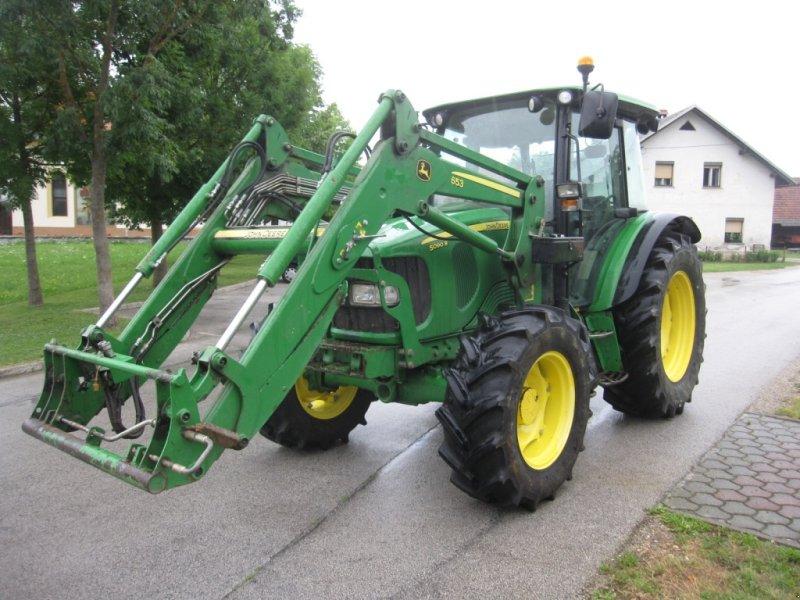 john deere 5090 r traktor 4220 skofja loka. Black Bedroom Furniture Sets. Home Design Ideas