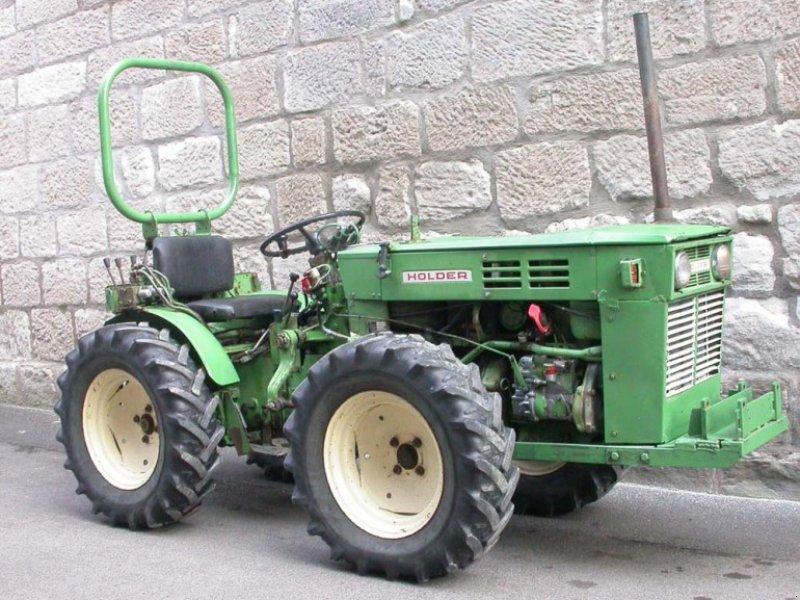 holder a 30 schmalspurtraktor allrad weinbergtraktor kleintraktor knick tracteur pour