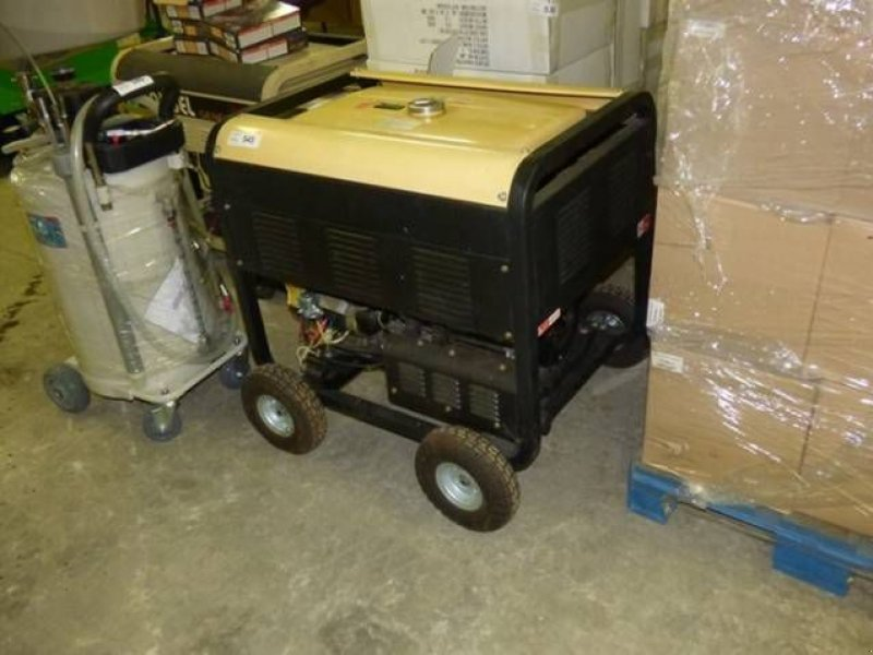 sonstige mob 12kva diesel aggregaat notstromaggregat. Black Bedroom Furniture Sets. Home Design Ideas