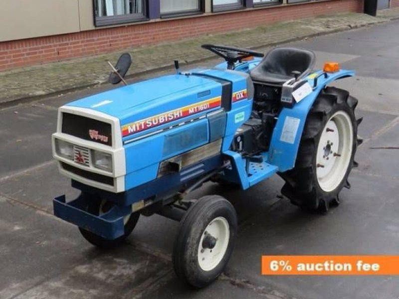 Mitsubishi MT1601 Traktor - technikboerse.com