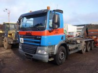 DAF CF85.410 Abrollcontainer