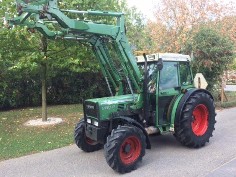 fendt farmer 280 pa frontlader traktor. Black Bedroom Furniture Sets. Home Design Ideas