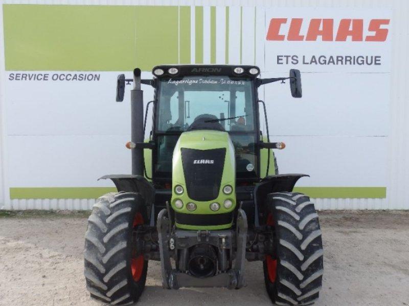 claas arion 540 cis tracteur  12200 morlhon le haut
