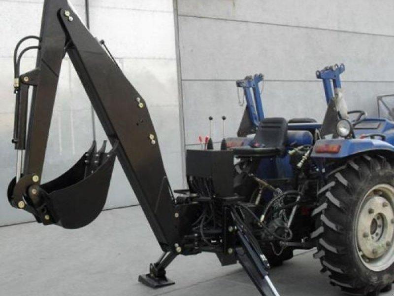 sonstiges bh8 heckbagger anbaubagger f r traktor 50 80ps zubeh r bagger. Black Bedroom Furniture Sets. Home Design Ideas