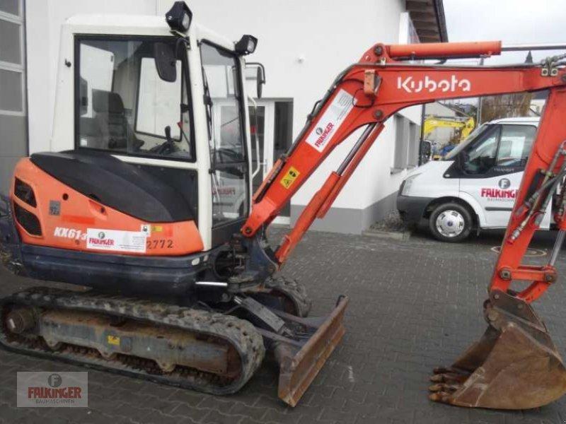 kubota kx61 3 power shovel 4134 putzleinsdorf. Black Bedroom Furniture Sets. Home Design Ideas
