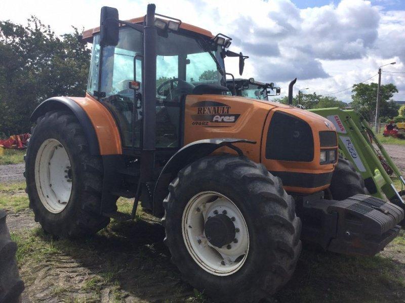 renault ares 696 rz tracteur  54370 maixe