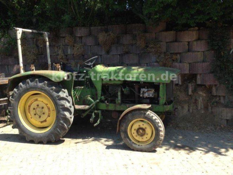 john deere lanz 500 motor defekt traktor. Black Bedroom Furniture Sets. Home Design Ideas