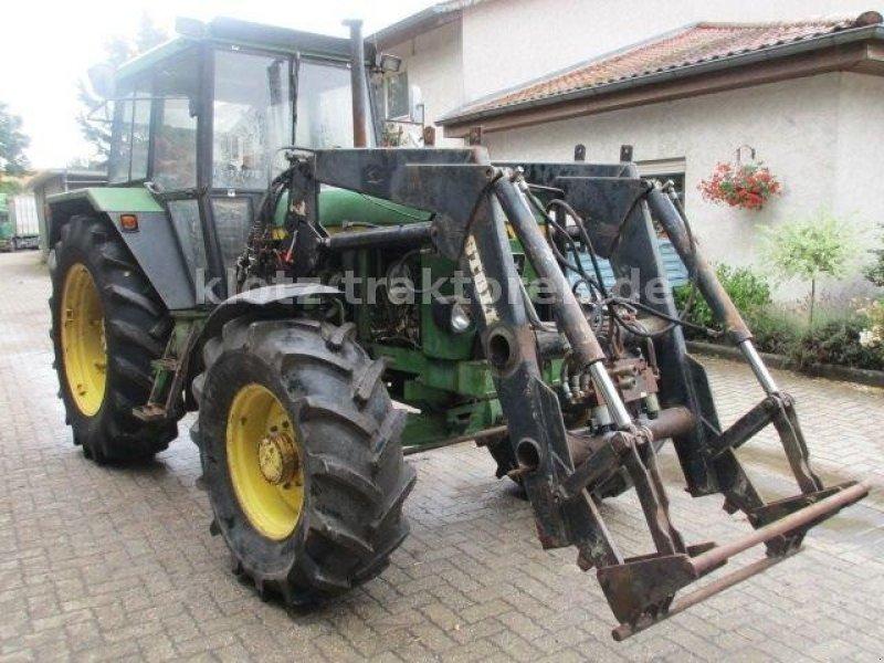 john deere 3140 ls mit stoll frontlader traktor. Black Bedroom Furniture Sets. Home Design Ideas