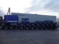 Goldhofer Faymonville Module Modulmax 16 Axle 20.000 Km Like New! Tieflader