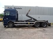 DAF XF 105.460 6x4 Space Cab Euro 5 Hooklift Abrollcontainer