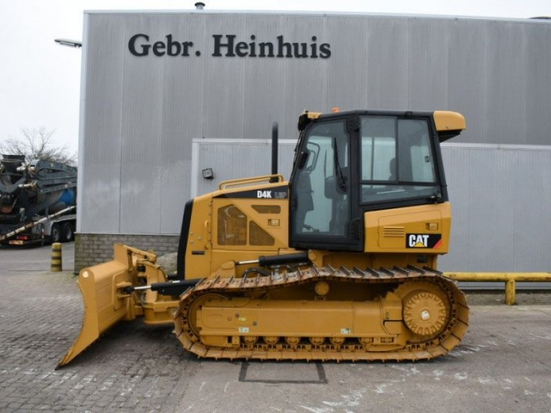 Caterpillar D4k Lgp 260 Hours Demo Machine Id Nr 242 Buldozer