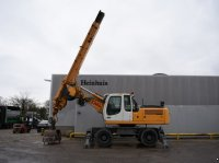 Liebherr A 924 C Litronic TML TS60D with Grab Mobilbagger