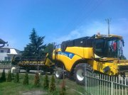 New Holland CX 820 Kombajn