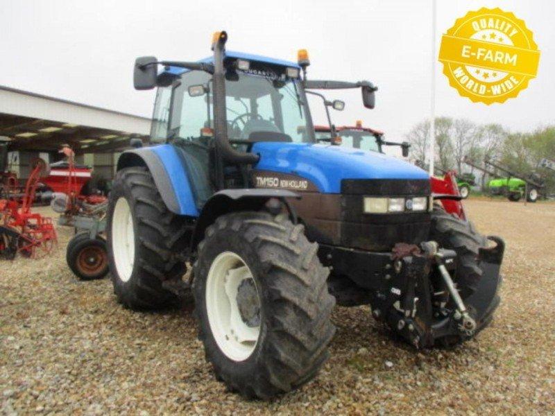 New Holland TM150 Tractor - technikboerse com