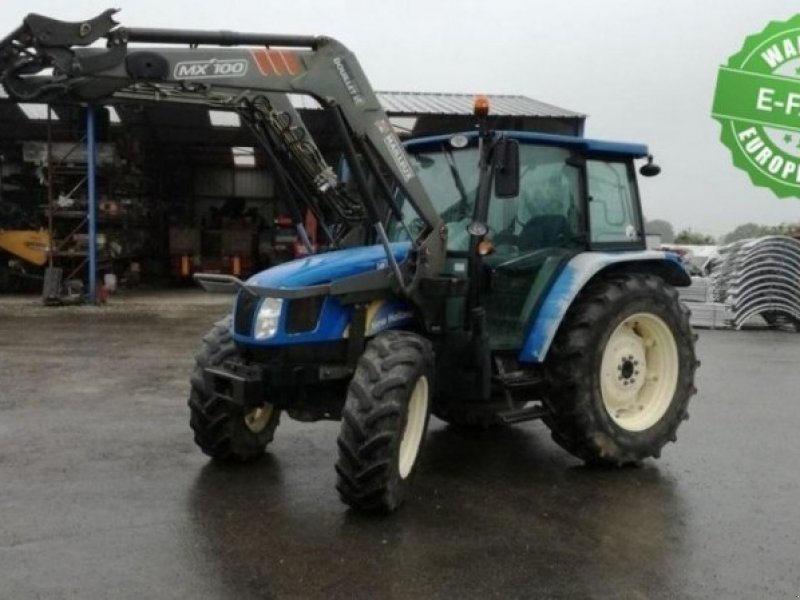 New Holland T5050 Tractor - technikboerse com