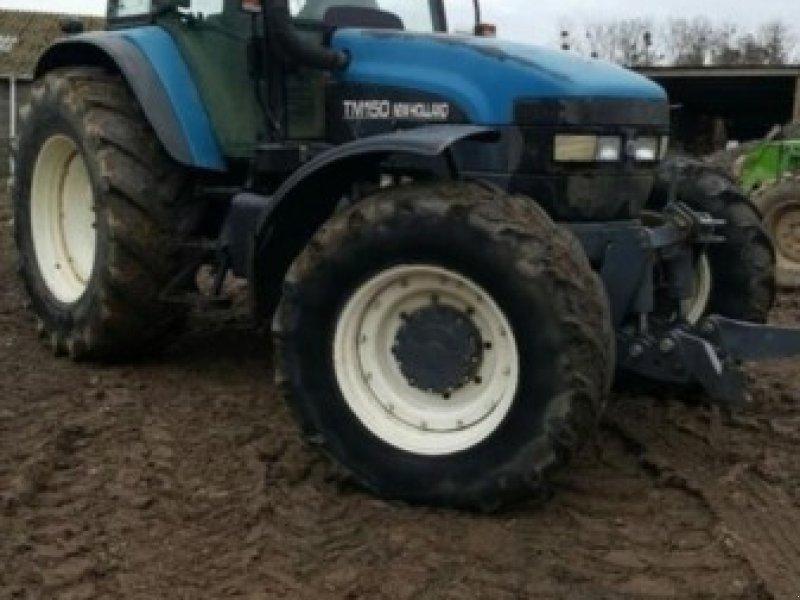 New Holland TM150 Tractor, 20095 Hamburg