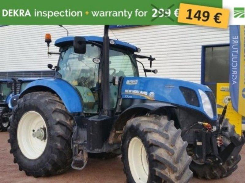New Holland T7 235 AUTO COMMAND Tractor, 03220 TRETEAU
