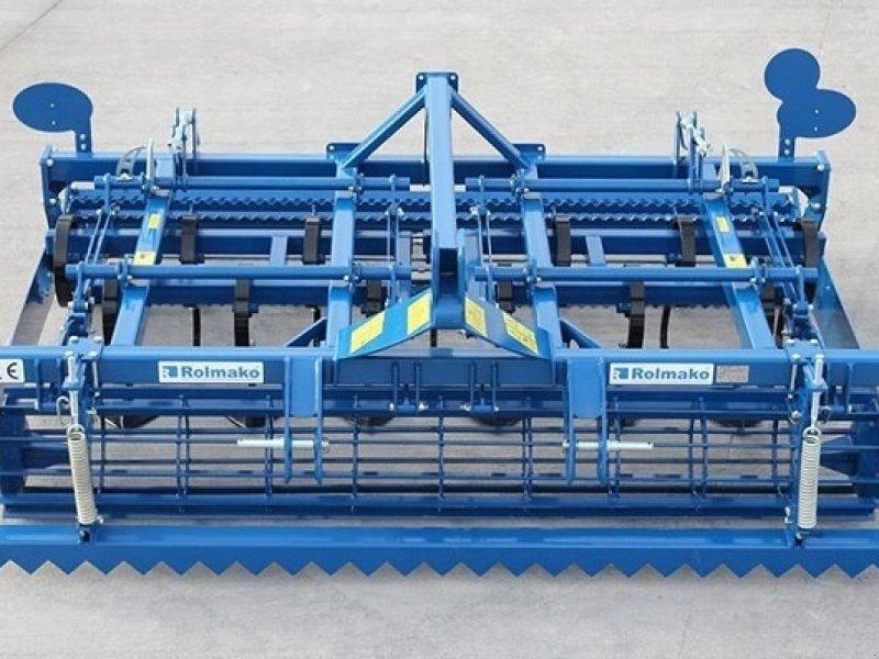 Sonstige u 684 3 m macchina combinata per preparazione del letto di semina erpice 9760 vr - Letto di semina ...