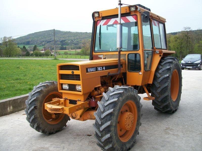 renault 782 - 4 tracteur