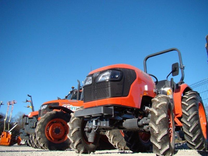 kubota mk 5000 traktor. Black Bedroom Furniture Sets. Home Design Ideas