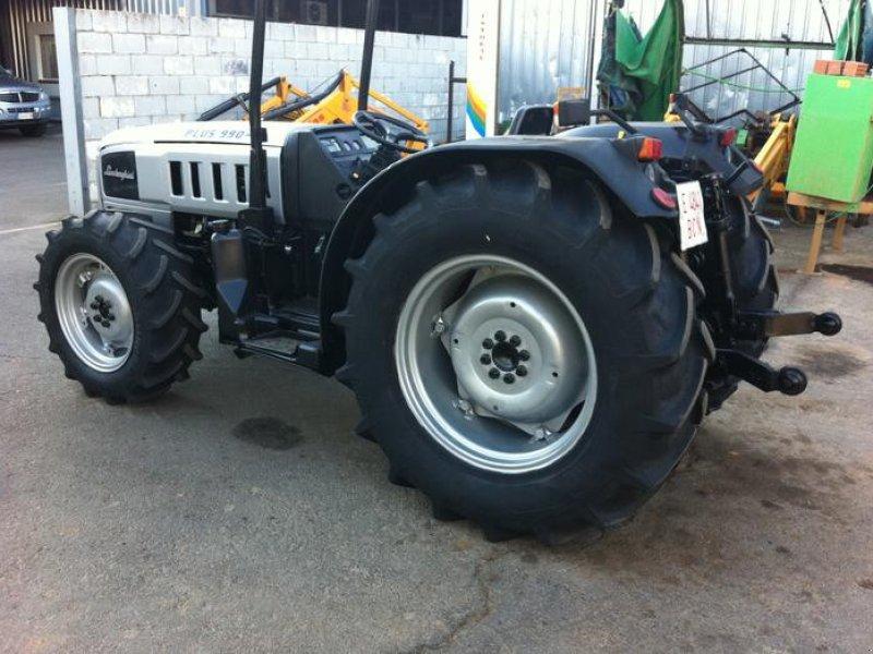 lamborghini 990 f plus tractor  6009 badajoz    badajoz