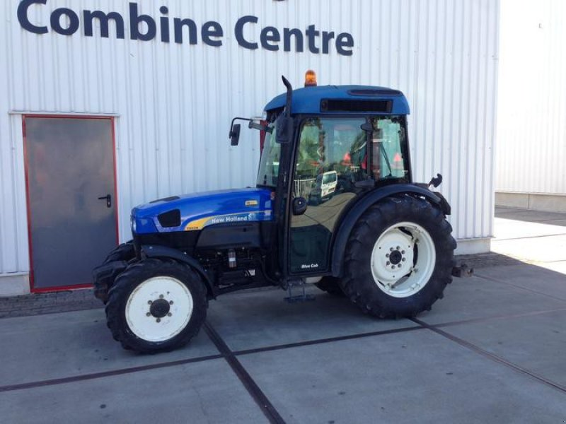 New Holland Orchard Tractors : New holland tn nd orchard tractor technikboerse