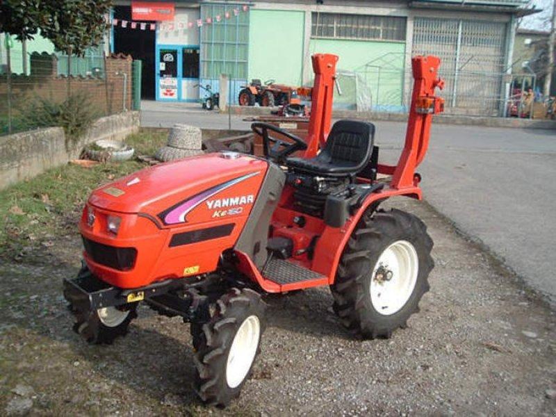 yanmar ke 160 tracteur  41057 mo