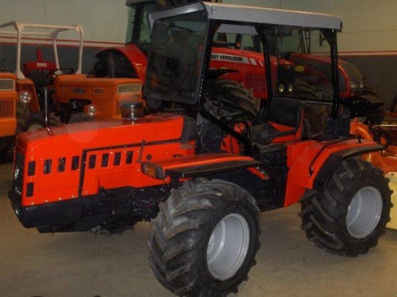 Antonio carraro tigrone 7700 traktor 41057 mo for Trattori usati antonio carraro 7500