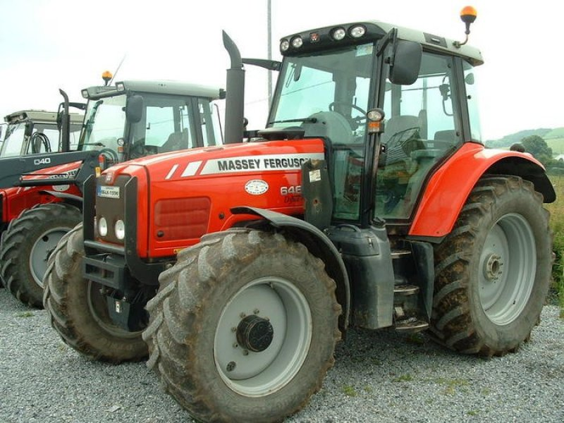 Massey Ferguson 2400 : Massey ferguson tractor co limerick