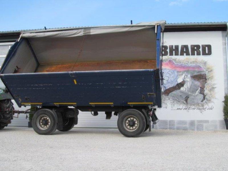 schwarzm ller 18 tonnen dreiseitenkipper mafa 2 achs lkw. Black Bedroom Furniture Sets. Home Design Ideas