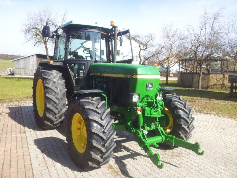 john deere 3350 tracteur