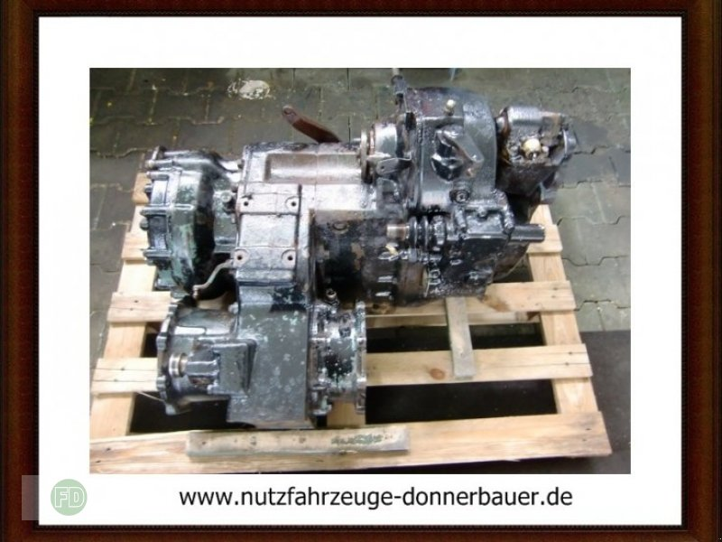 Mercedes benz getriebe unimog mb trac gearbox gearbox for Mercedes benz second hand parts