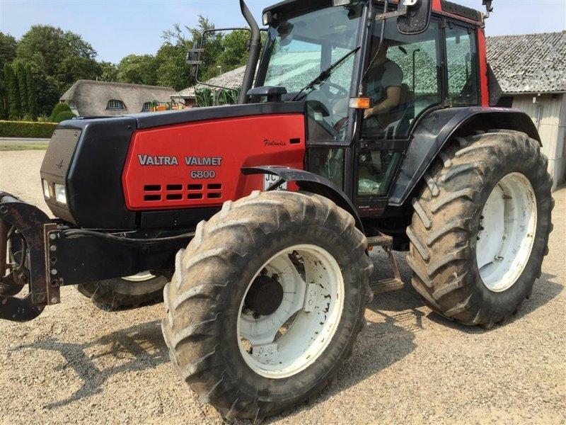 Valtra 6800 tractor data