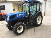 New Holland NH T4.75 V 32/16 PS, CAB, MHW Weinbautraktor