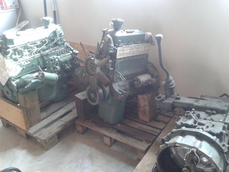 Mercedes benz mb trac unimog engine engine parts for Mercedes benz second hand parts
