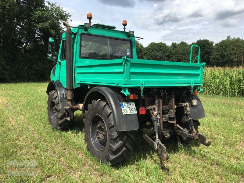 Mercedes-Benz Unimog 1600 Voll-Agrar Traktor, 45768 Marl - technikboerse.com