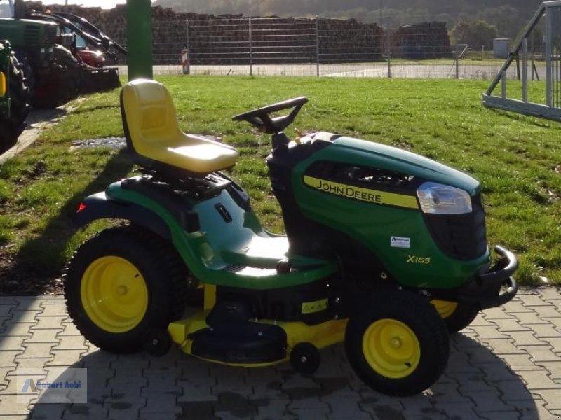 John deere x165 tracteur tondeuse 66679 losheim - Tracteur tondeuse john deere occasion ...
