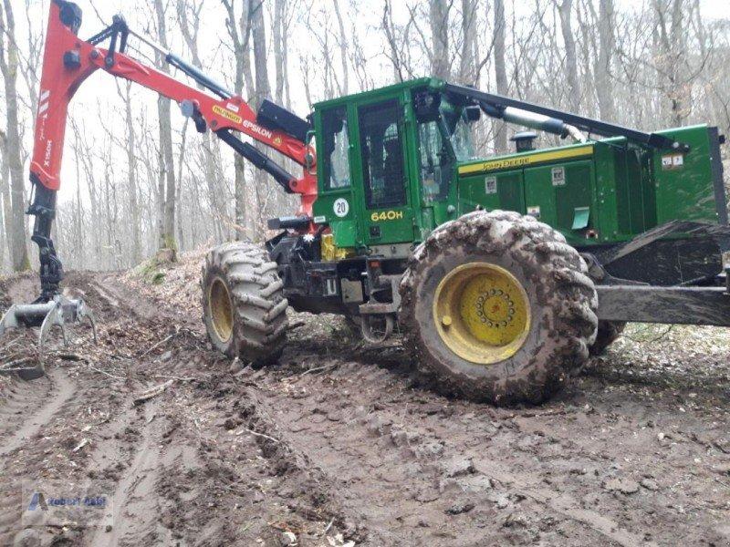 tracteur forestier equus