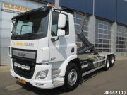 DAF FAS CF 440 Euro 6 Just 7.609 km Abrollcontainer