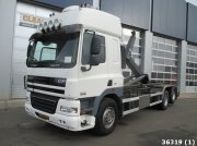 DAF FAS 85 CF 410 Euro 5 Abrollcontainer
