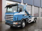 Scania R 124.470 6x2 Retarder Abrollcontainer