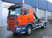 Scania R500 V8 6X2 Abrollcontainer