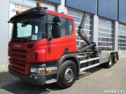Scania P380 Euro 5 Abrollcontainer