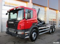 Scania P360 6x4 Euro 5 Abrollcontainer