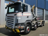 Scania R 440 8x4 Euro 5 Retarder Abrollcontainer