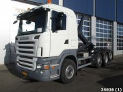 Scania R 420 8X2 Abrollcontainer