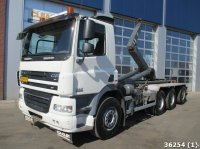 DAF CF 85.410 Euro 5 Abrollcontainer