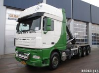 DAF FAK 105 XF 410 Euro 5 Abrollcontainer